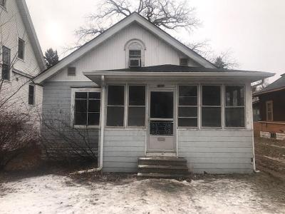 Saint Paul Single Family Home Contingent: 1306 Selby Avenue