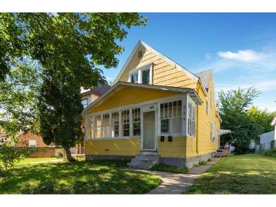 Saint Paul Multi Family Home Contingent: 929 Magnolia Avenue Avenue E