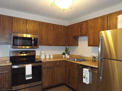Eagan Condo/Townhouse Contingent: 1700 Four Oaks Road #130