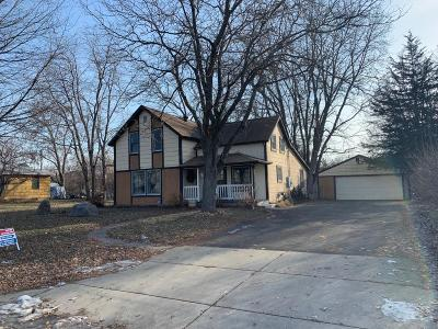 Savage Single Family Home For Sale: 4113 W 124th Street