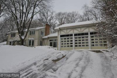 Edina Single Family Home For Sale: 7100 Valley View Road