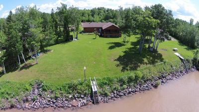 Single Family Home For Sale: 66636 Bayfront Road