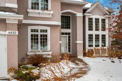 Medina Single Family Home Contingent: 4435 Shorewood Trail