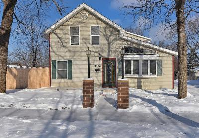 Faribault Single Family Home For Sale: 1122 1st Street NW