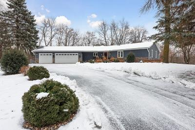 Chanhassen Single Family Home Contingent: 2511 Orchard Lane