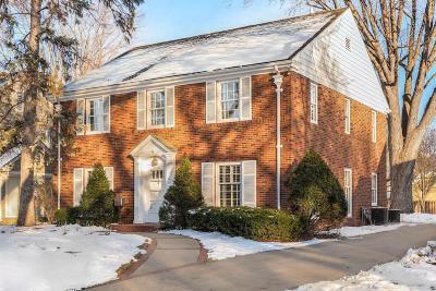 Edina Single Family Home For Sale: 4917 Arden Avenue