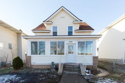 Minneapolis Single Family Home For Sale: 3448 3rd Avenue S
