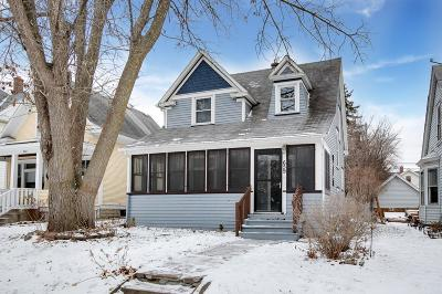 Saint Paul Single Family Home Contingent: 659 Manomin Avenue