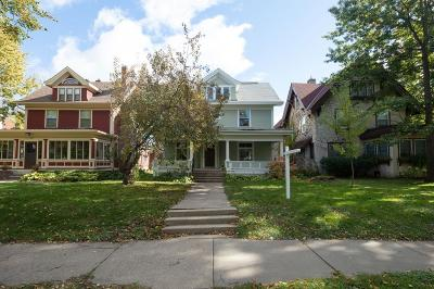 Minneapolis Single Family Home For Sale: 3449 Humboldt Avenue S