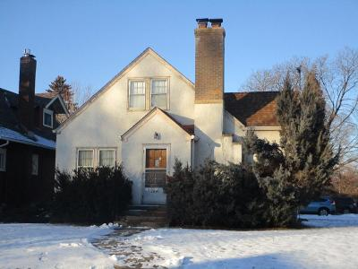 Saint Paul Single Family Home For Sale: 1641 Watson Avenue
