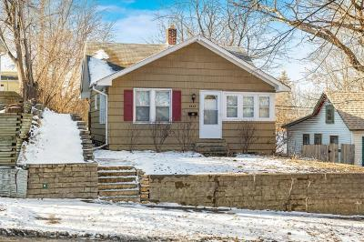 Minneapolis Single Family Home Contingent: 3739 N 6th Street