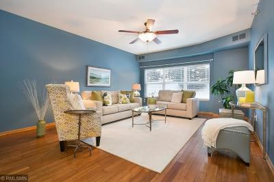Chanhassen Condo/Townhouse For Sale: 1331 Lake Drive W #A103