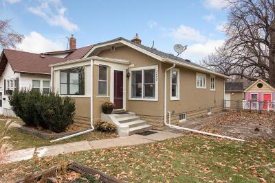Minneapolis Single Family Home For Sale: 3242 Upton Avenue N