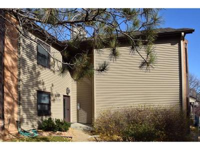 Bloomington Condo/Townhouse For Sale: 7063 W 110th Street Circle #34
