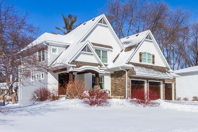 Edina Single Family Home For Sale: 5524 Warden Avenue