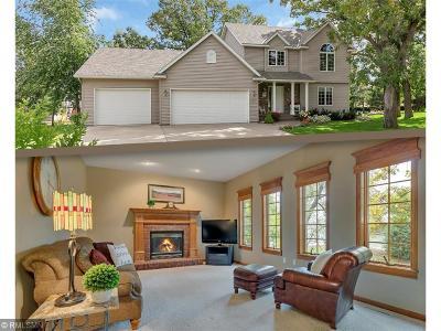 Saint Cloud Single Family Home For Sale: 1012 Somerset Boulevard