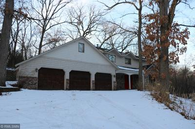 Burnsville Single Family Home Contingent: 1508 Parson Hill Drive