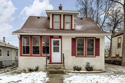 Minneapolis Single Family Home For Sale: 3905 Cedar Avenue S