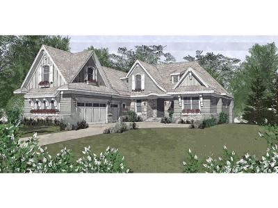 Minnetonka Beach MN Single Family Home For Sale: $2,750,000