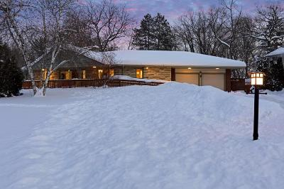 Single Family Home For Sale: 3517 Sunrise Drive W