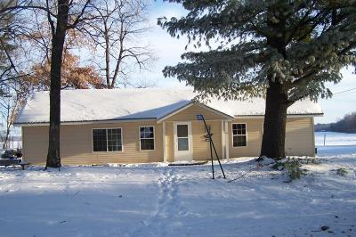 Brainerd Single Family Home Contingent: 13896 Weidel Point Road