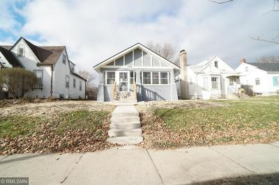 Minneapolis Single Family Home For Sale: 2946 Lincoln Street NE
