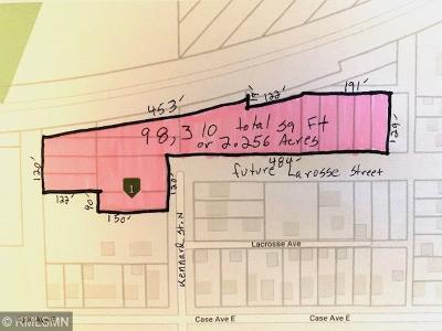 Saint Paul Residential Lots & Land For Sale: Xxx La Crosse Avenue