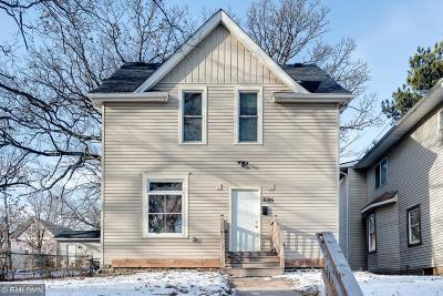 Minneapolis Single Family Home Contingent: 3015 Fremont Avenue N