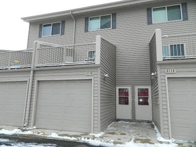 Eagan Condo/Townhouse For Sale: 4116 Skylark Lane #54116