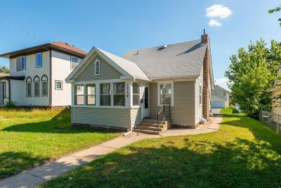Minneapolis Single Family Home Contingent: 1714 Thomas Avenue N