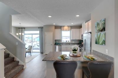 Woodbury Condo/Townhouse For Sale: 8710 Granite Circle
