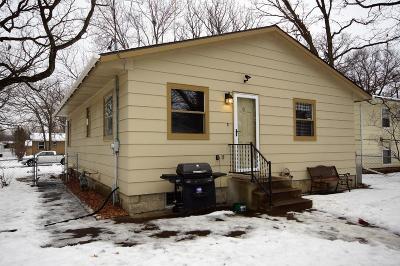 Saint Cloud Single Family Home Contingent: 911 11th Avenue SE