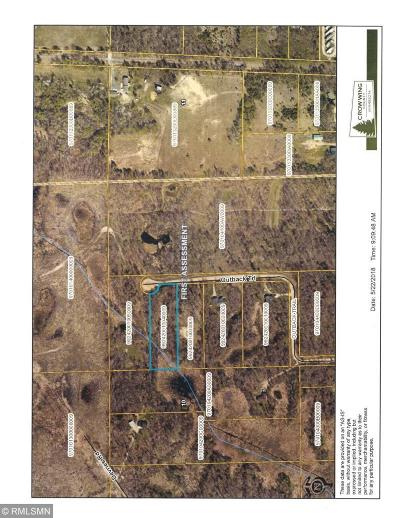 Brainerd Residential Lots & Land For Sale: Xxx Outback Trail