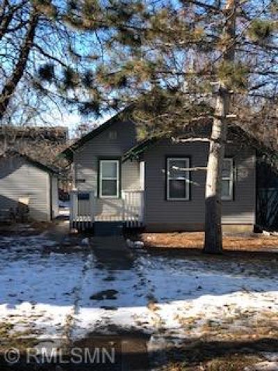 Minneapolis Single Family Home For Sale: 5708 24th Avenue S