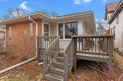 Minneapolis Single Family Home Contingent: 3033 38th Avenue S