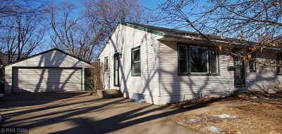 Bloomington Single Family Home For Sale: 8506 1st Avenue S