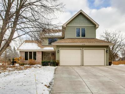 Coon Rapids Single Family Home Contingent: 1970 128th Avenue NW