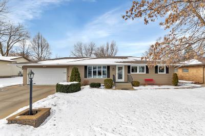 Saint Cloud Single Family Home Contingent: 851 20th Avenue N