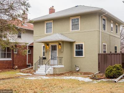 Saint Paul Single Family Home For Sale: 1965 Portland Avenue