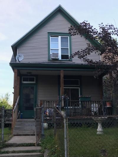 Saint Paul Single Family Home For Sale: 765 Minnehaha Avenue E