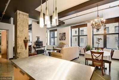 Saint Paul Condo/Townhouse For Sale: 350 Saint Peter Street #703