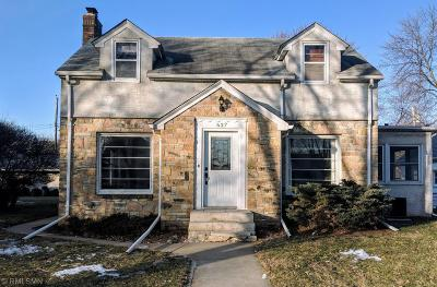 South Saint Paul Single Family Home Contingent: 637 9th Avenue N