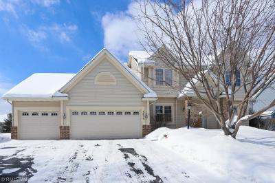 Woodbury Single Family Home For Sale: 3830 Jamestown Curve
