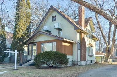 Minneapolis Single Family Home For Sale: 3125 43rd Avenue S