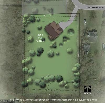 Plymouth Residential Lots & Land For Sale: 617 Cottonwood Lane N