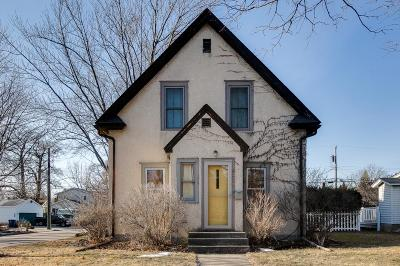 Minneapolis Single Family Home For Sale: 4456 44th Avenue S
