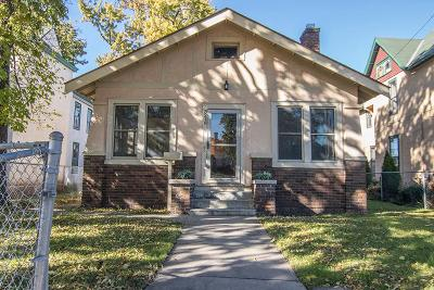 Minneapolis Single Family Home For Sale: 3216 1st Avenue S