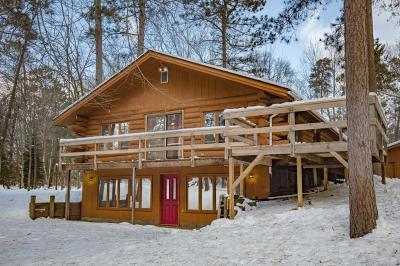 Nisswa Single Family Home For Sale: 26878 E Cullen Road