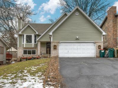 Columbia Heights Single Family Home For Sale: 1209 44 1/2 Avenue NE