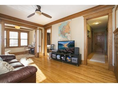 Minneapolis Condo/Townhouse For Sale: 1110 W 25th Street #101